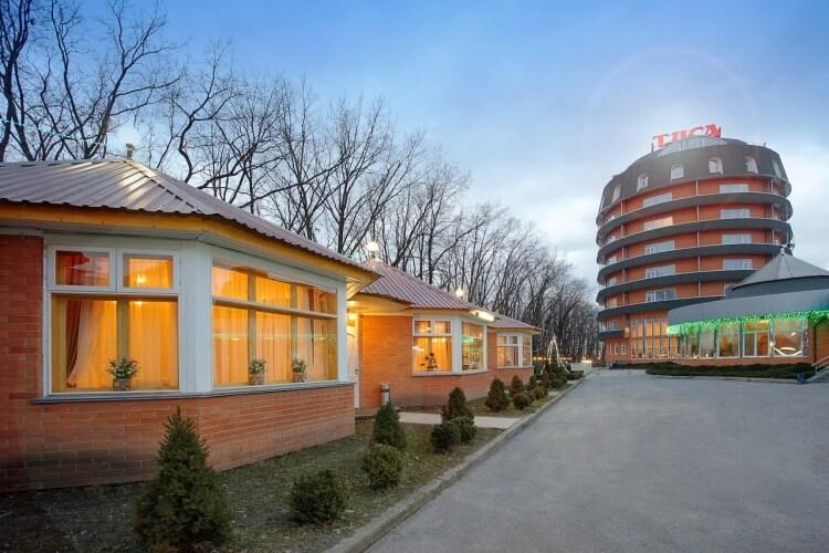 Готель Тиса